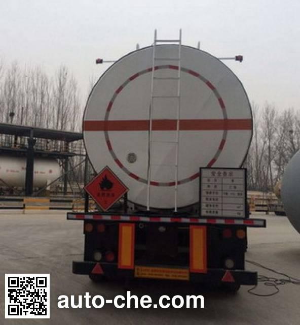 Luxi LXZ9403GRY flammable liquid tank trailer