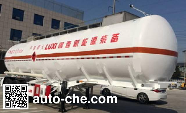 Luxi LXZ9405GRY flammable liquid tank trailer