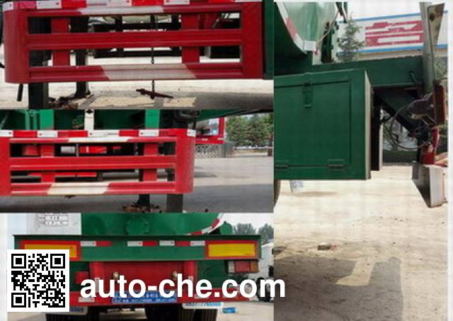 Jinyue LYD9400GLY liquid asphalt transport tank trailer