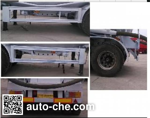 Jinyue LYD9401GXH ash transport trailer