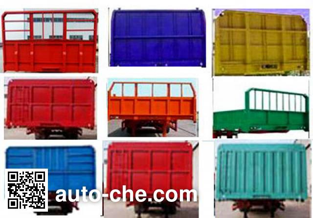 Liangfeng LYL9400TPBE flatbed trailer