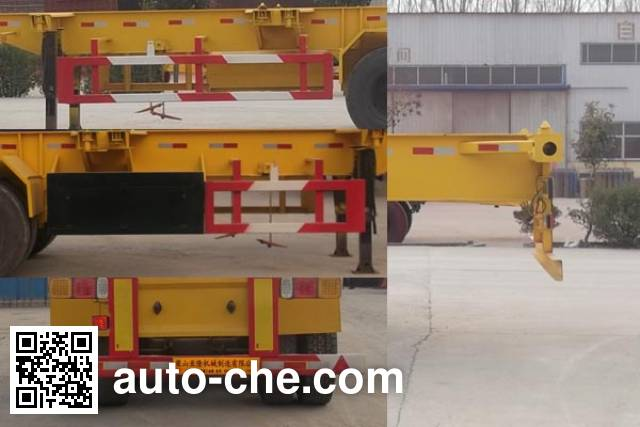 Liangfeng LYL9403TJZ container transport trailer