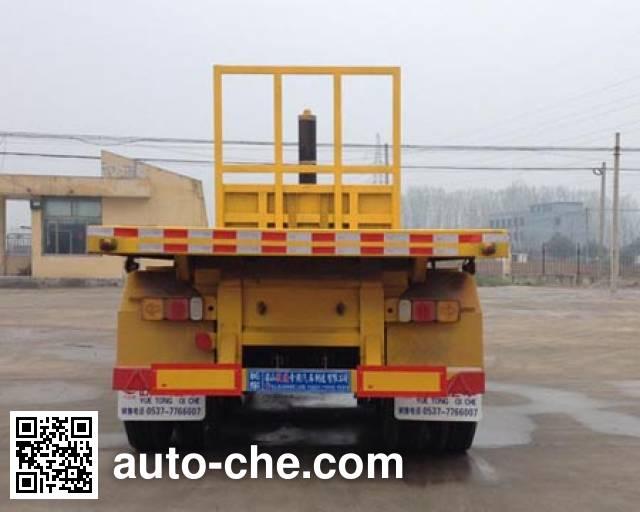 Ruitu LYT9400ZZXP flatbed dump trailer