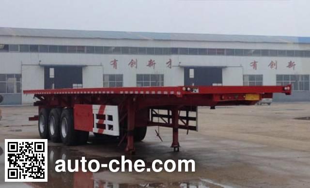 Ruitu LYT9401ZZXP flatbed dump trailer