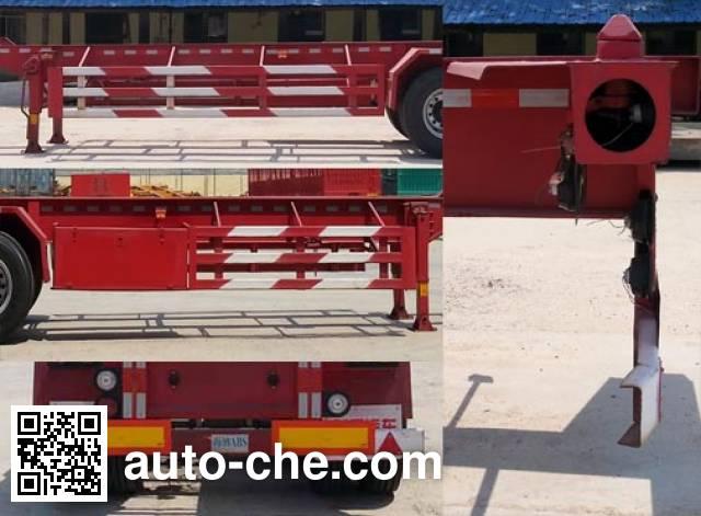 Ruitu LYT9402TJZ container transport trailer
