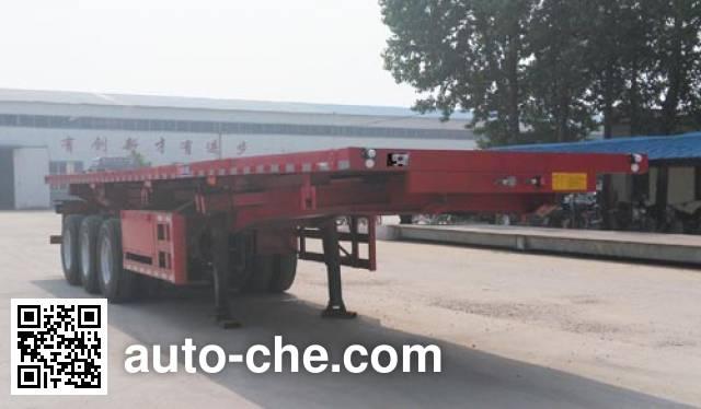 Ruitu LYT9403ZZXP flatbed dump trailer