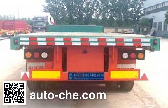 Ruitu LYT9408TPB flatbed trailer