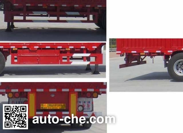 Juyun LYZ9400E trailer