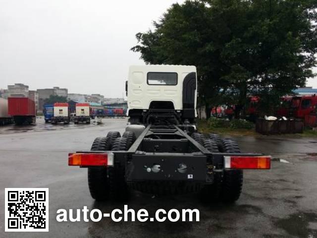 乘龙牌LZ1250M5DBT载货汽车底盘