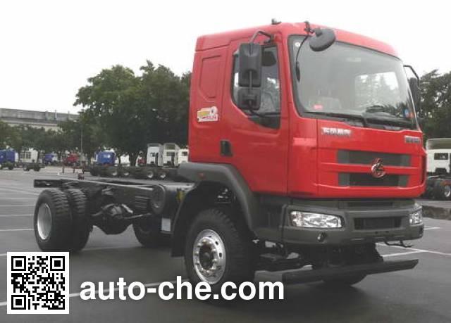 Chenglong LZ3181M3ABT dump truck chassis