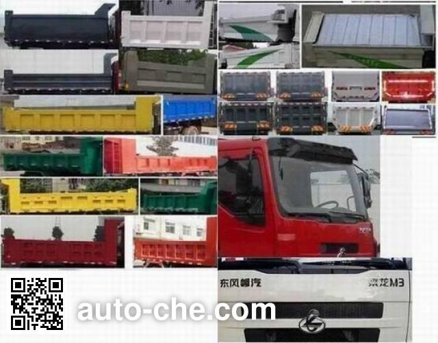 Chenglong LZ3120RAKA dump truck
