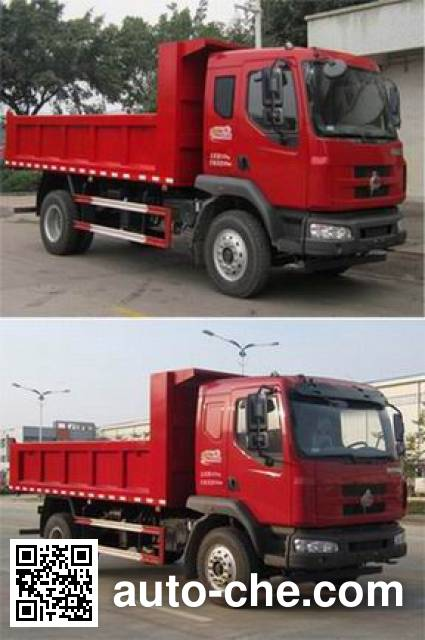 Chenglong LZ3161M3AA dump truck
