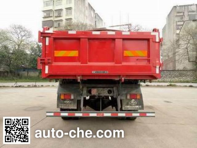 Chenglong LZ3161M3AB dump truck