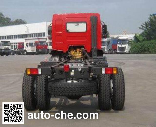 Chenglong LZ3250M3CAT dump truck chassis