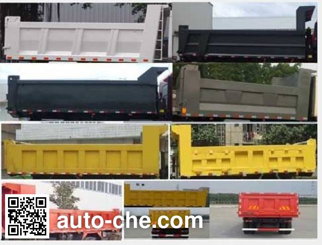 Chenglong LZ3251M3CA dump truck