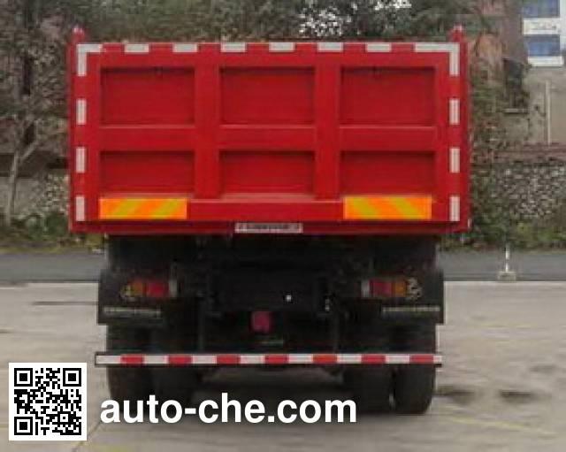 Chenglong LZ3250M5DA dump truck