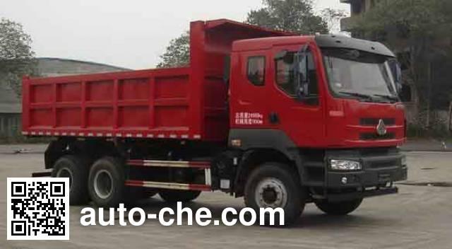 Chenglong LZ3250QDJA dump truck