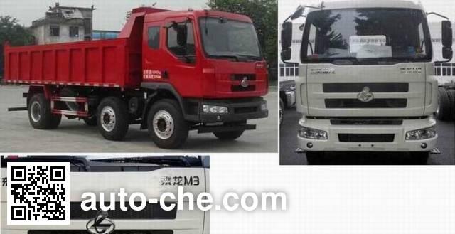 Chenglong LZ3250RCDA dump truck