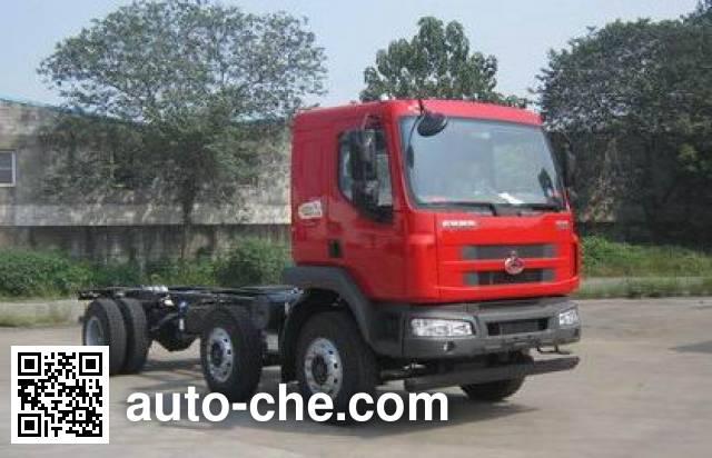 Chenglong LZ3252M3CAT dump truck chassis