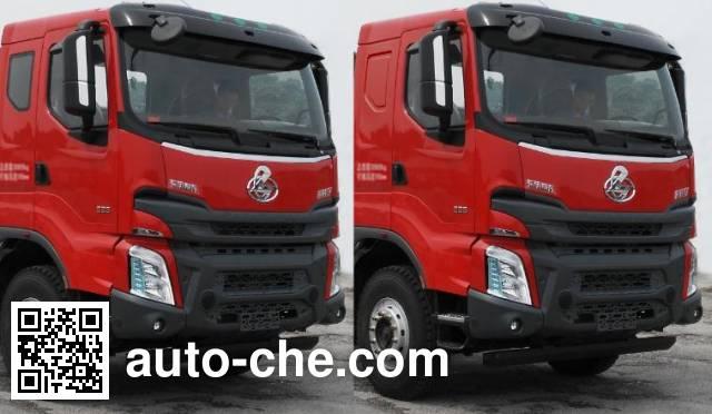 Chenglong LZ3252M5DA10 dump truck