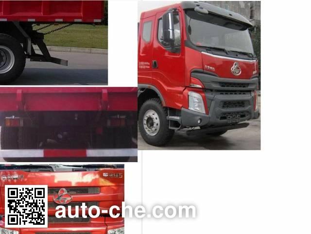 Chenglong LZ3254M5DA2 dump truck