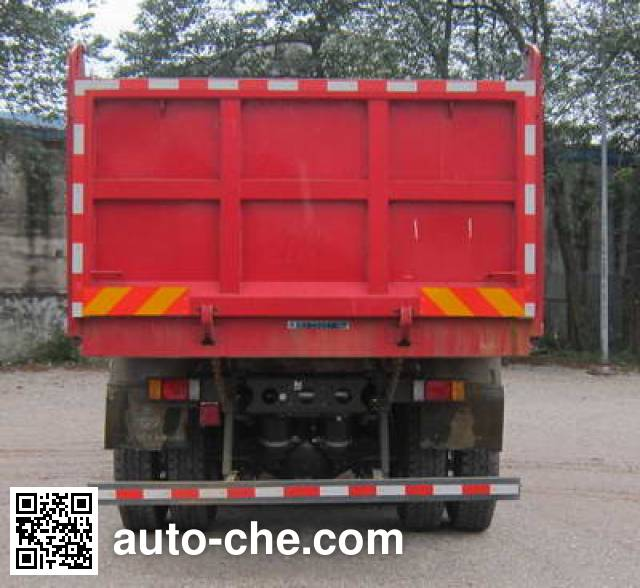 Chenglong LZ3315M5FB dump truck