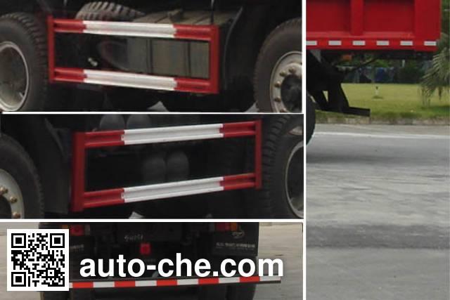 Chenglong LZ3315QEHA dump truck