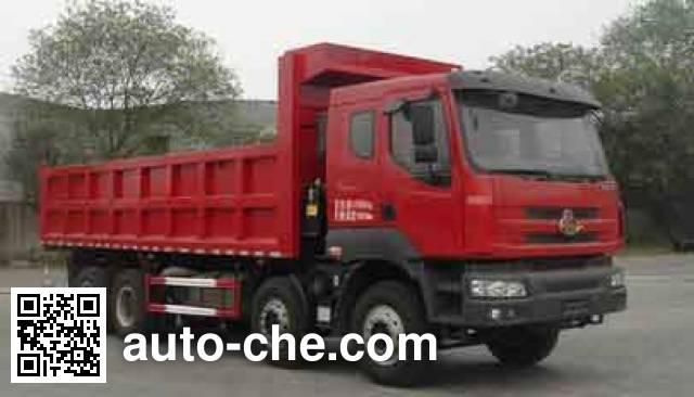 Chenglong LZ3316QEHA dump truck