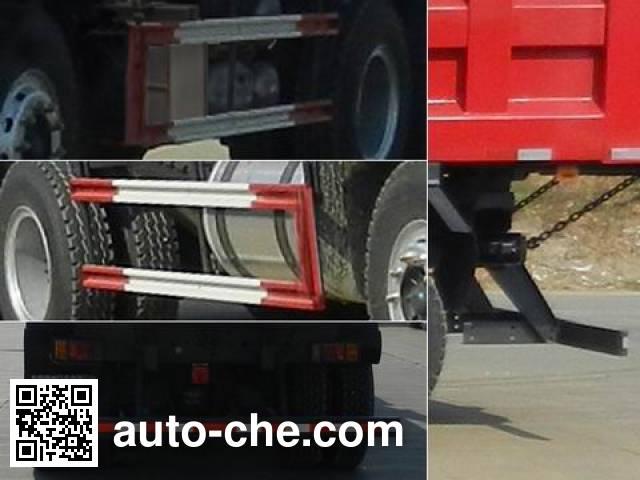 Chenglong LZ3317M5FA dump truck
