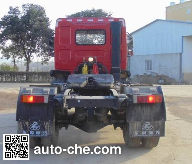 Chenglong LZ4151M3AB container carrier vehicle