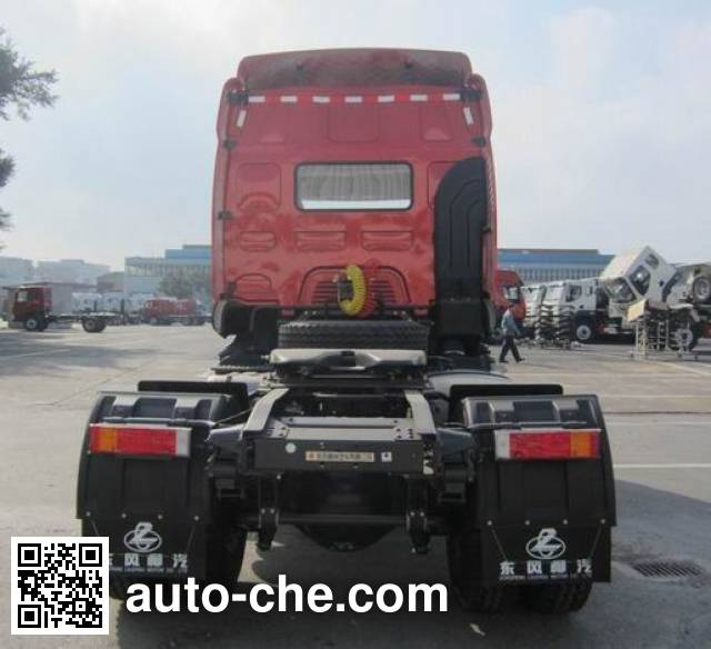 Chenglong LZ4182M5AA container carrier vehicle