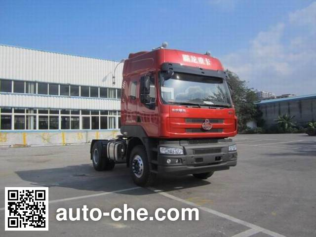 Chenglong LZ4181M5AB container carrier vehicle