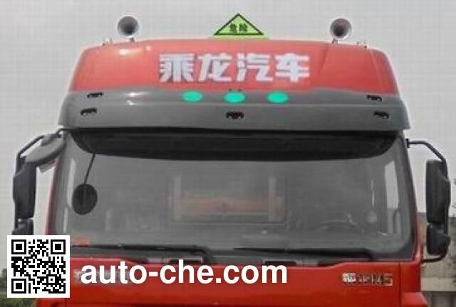 Chenglong LZ4181M5AA dangerous goods transport tractor unit