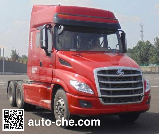 Chenglong LZ4251T7DB tractor unit
