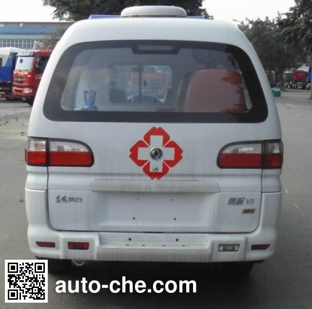 东风牌LZ5020XJHVQ16M救护车