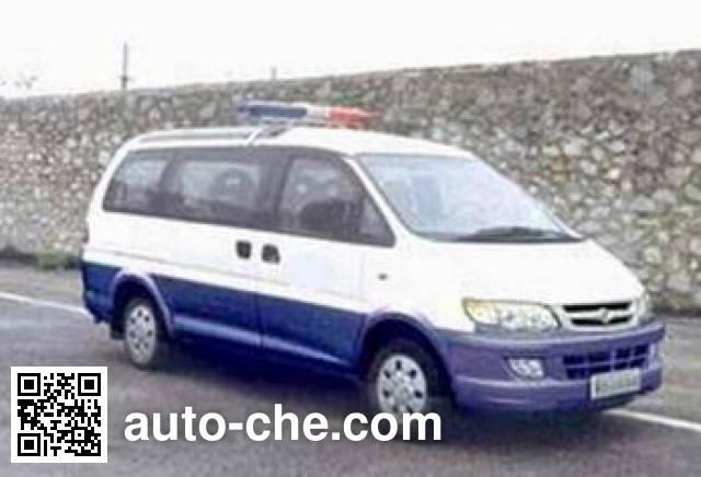 Dongfeng LZ5028XQCQ8GLS prisoner transport vehicle