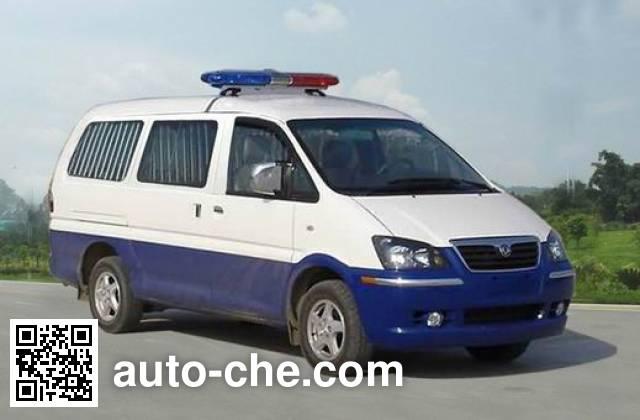 Dongfeng LZ5029XQCAQ3S prisoner transport vehicle