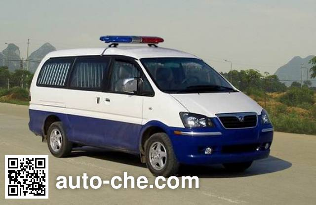 Dongfeng LZ5029XQCAQ3SN prisoner transport vehicle