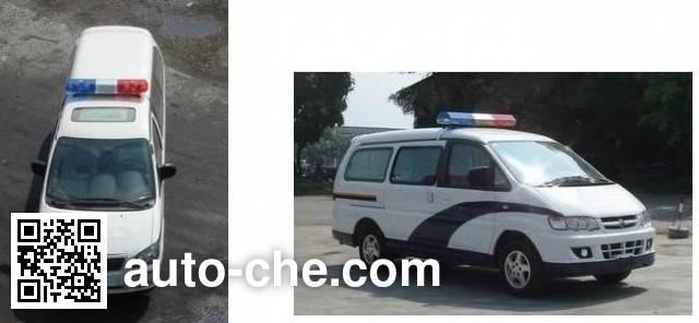 Dongfeng LZ5029XQCAQ7E prisoner transport vehicle