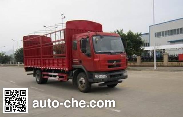 Chenglong LZ5121CCYM3AA грузовик с решетчатым тент-каркасом