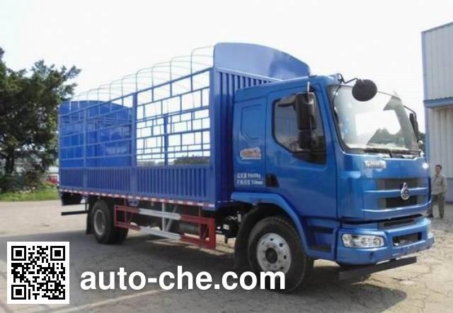 Chenglong LZ5160CCYM3AB stake truck