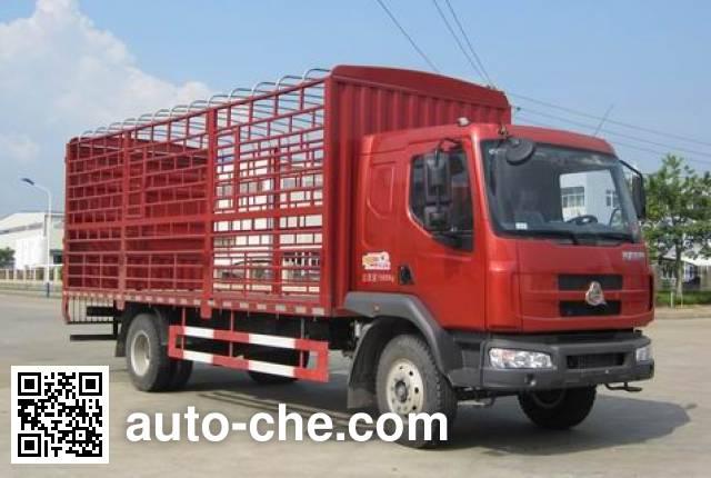 乘龙牌LZ5161CCQM3AA畜禽运输车