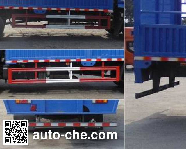 Chenglong LZ5161CCYM3AB грузовик с решетчатым тент-каркасом