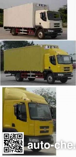 Chenglong LZ5161XLCM3AA refrigerated truck