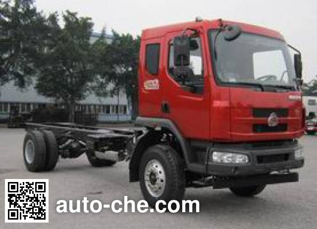 Chenglong LZ5163XXYM3ABT van truck chassis