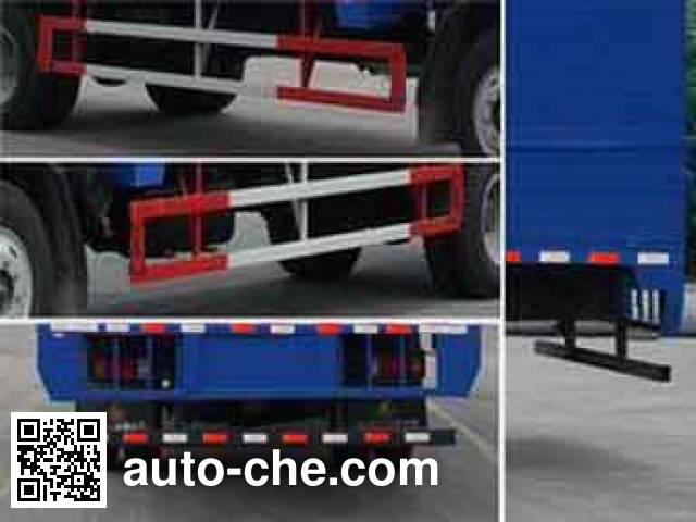 Chenglong LZ5163XYKM3AA wing van truck