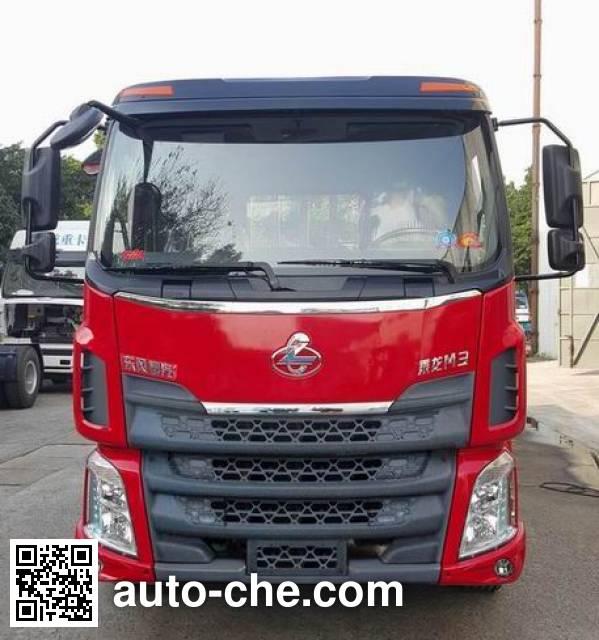 Chenglong LZ5165XXYM3AA1T van truck chassis