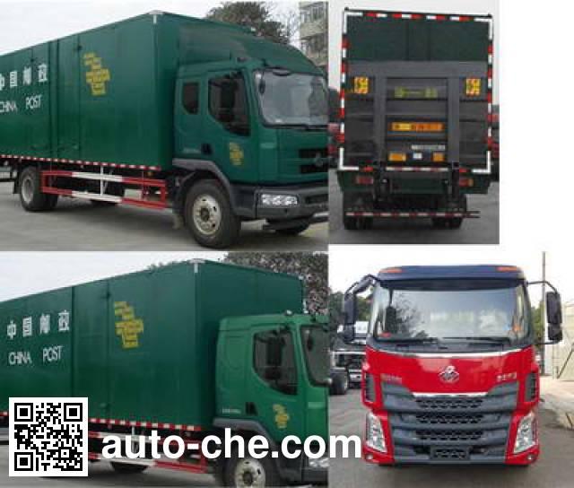 Chenglong LZ5166XYZM3AB postal vehicle