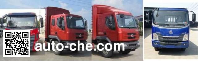 Chenglong LZ5180CCYM3AB stake truck