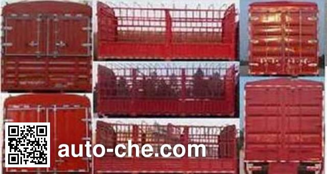 Chenglong LZ5181CCYM3AB stake truck